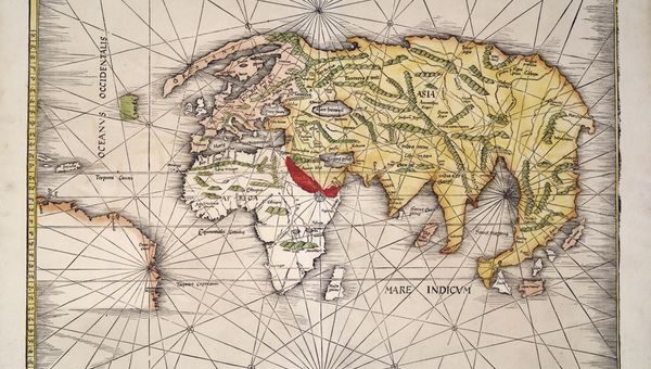 Atlântida – O continente perdido