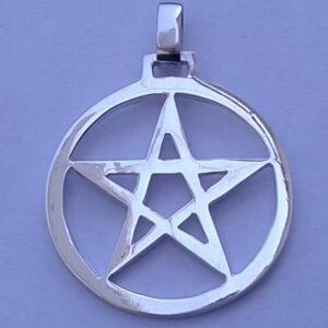 Pingente Pentagrama 2