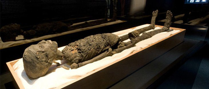 Curiosidades sobre Tutankamon e o crânio alongado
