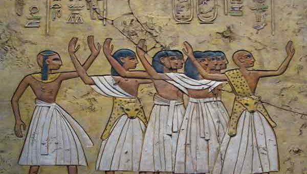 Rituais no Antigo Egito